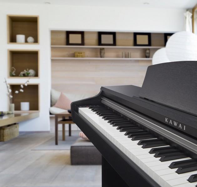 kawai cn 14 digitale piano. Black Bedroom Furniture Sets. Home Design Ideas